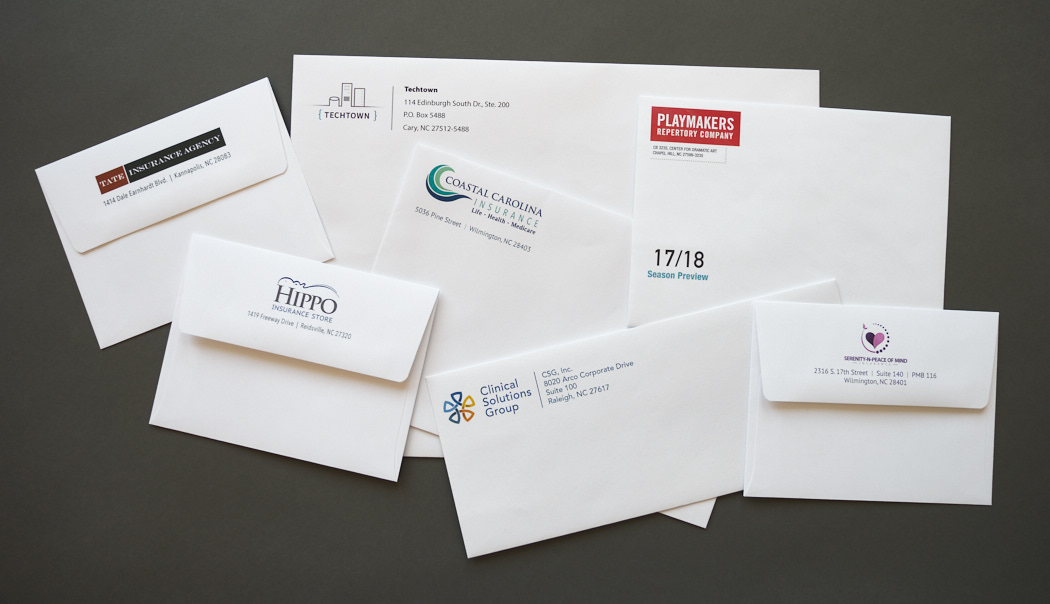 Enhancing Business with Envelope Printing